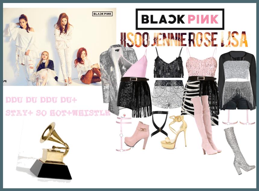 BLACKPINK At The Grammy's