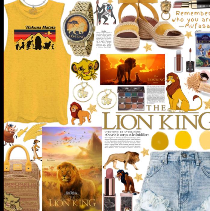 Disney movie lion king