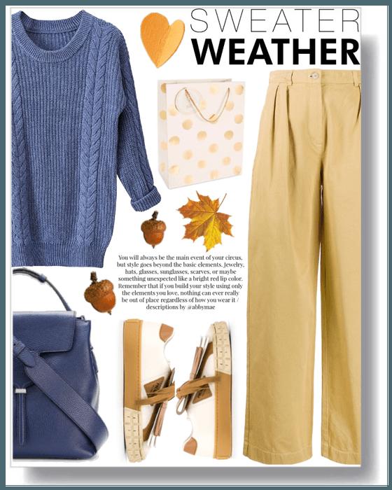 Sweater Weather II.