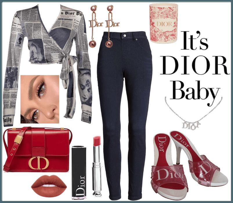 Dior date night