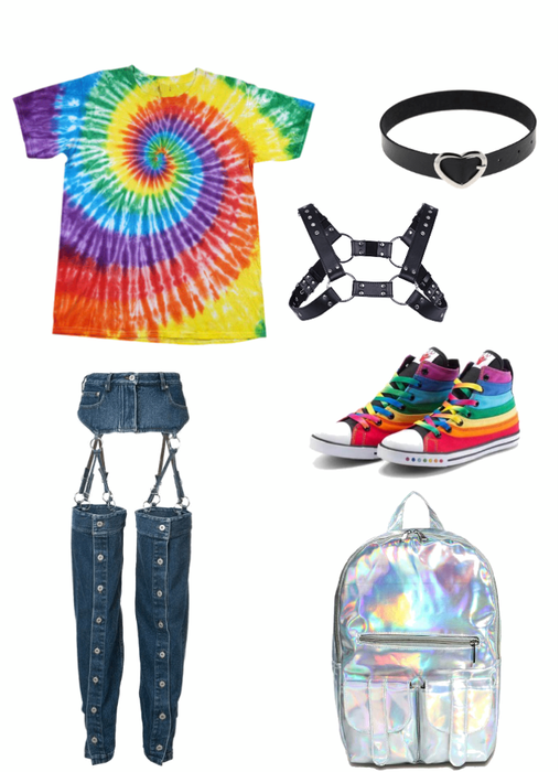 Outfit gay The Complete