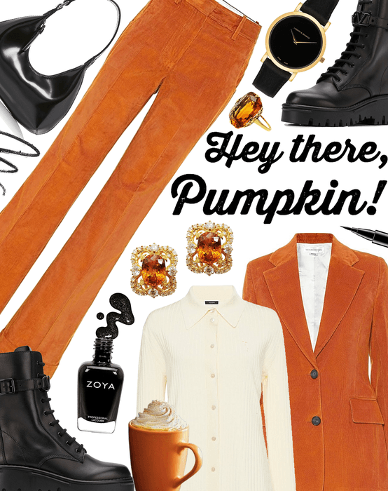 FALL 2020: Hey There, Pumpkin!