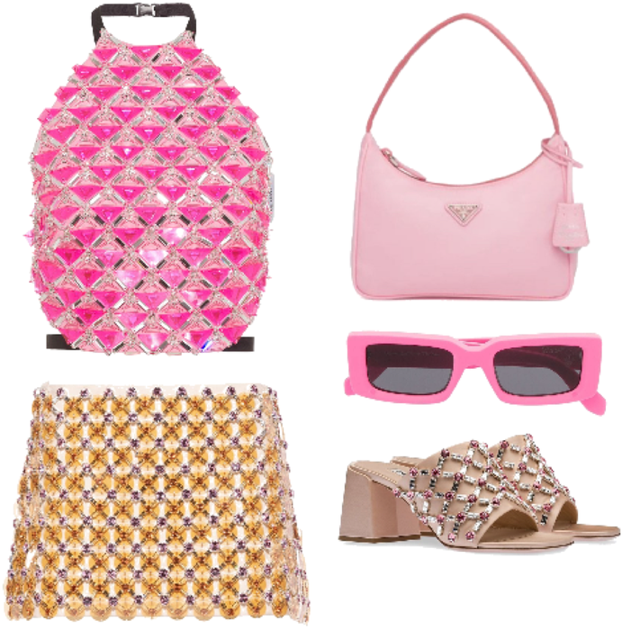 The IT girl outfit