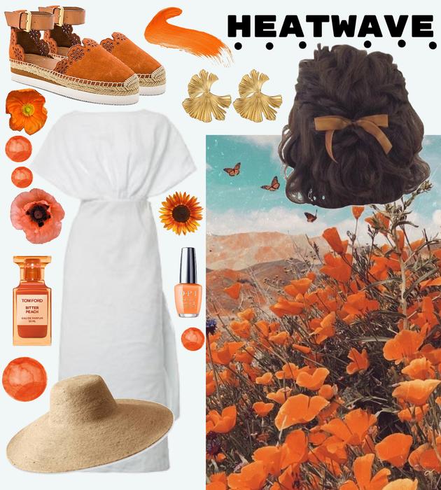 Orange Summer - HEATWAVE