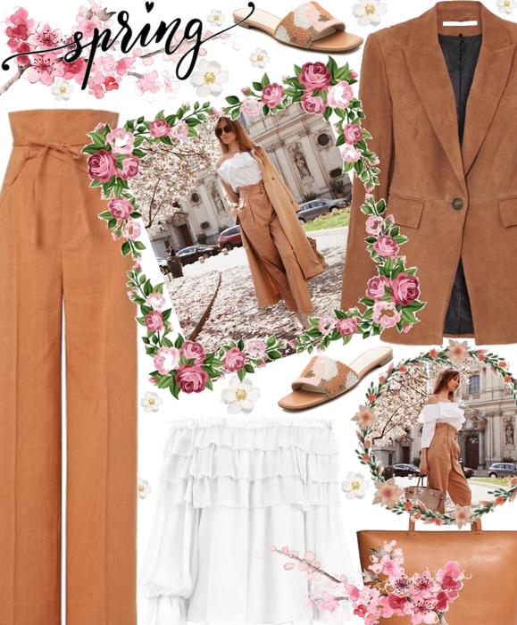 Step into Spring 🌸