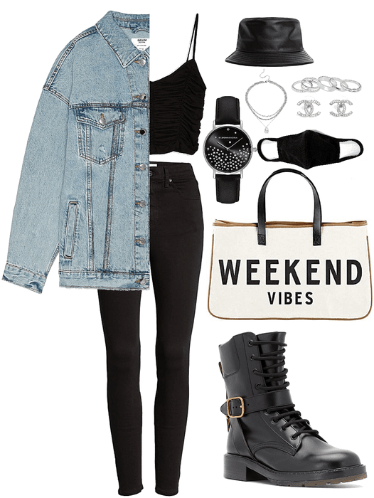 Airport Outfit # 4