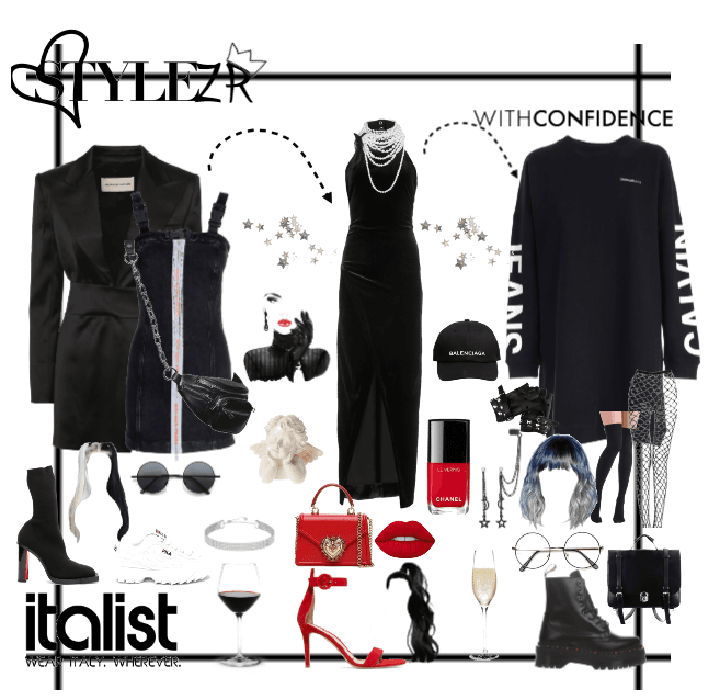 Italist Diverse Style
