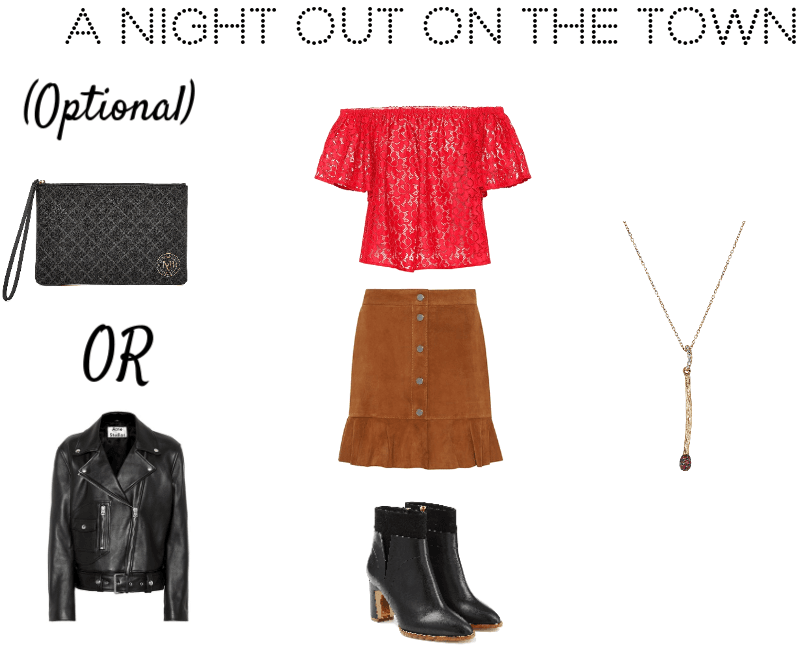 A Night Out On The Town