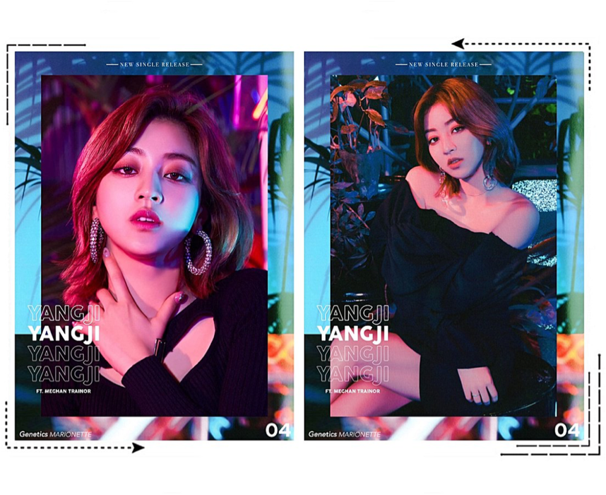 MARIONETTE (마리오네트) 'GENETICS (Ft. Meghan Trainor)' Teaser 4 (Yangji)