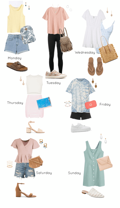 Summer Week