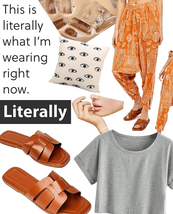 sunday | what I'm wearing