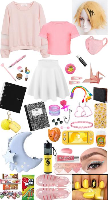 Pink Pastel Wednesdays Denki