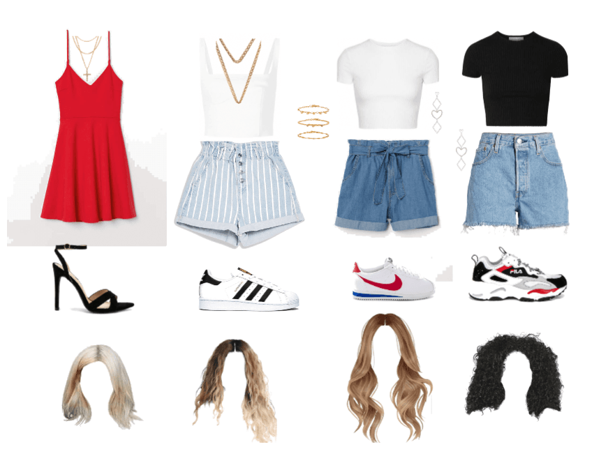 styles for summer