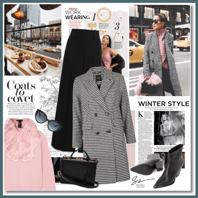 Winter Work Wear: Coats to Covet