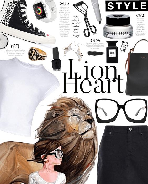 little lisa lionheart