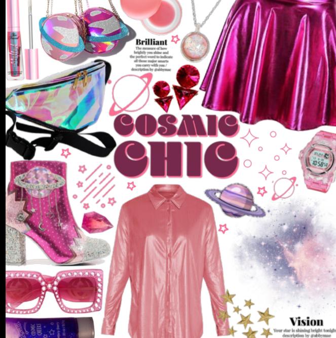 Cosmic chic