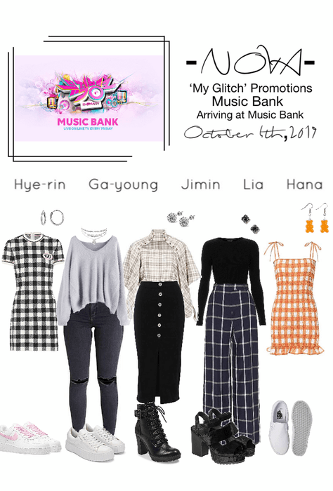 -NOVA- Arriving at Music Bank