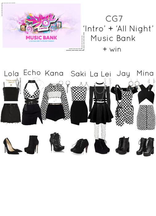 Music Bank- CG7