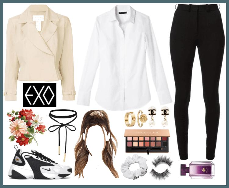 EXO-CBX: Blooming Day MV Inspired