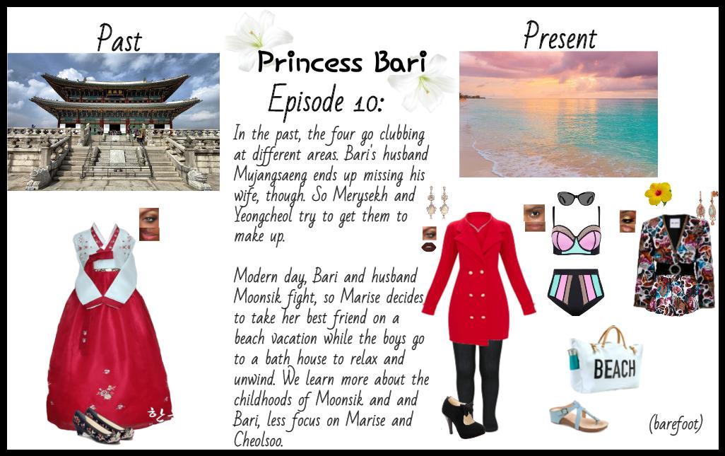 Princess Bari | Episode 10 with Iris