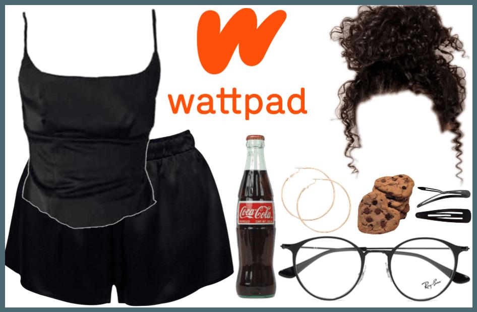 Wattpad and chill