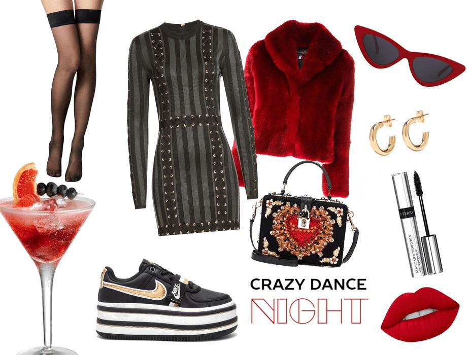 Crazy Dance Night