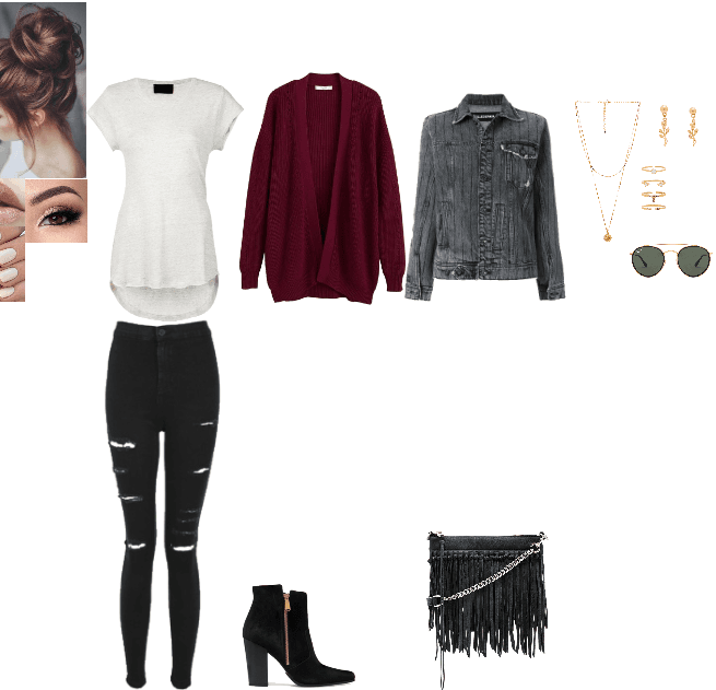 Everyday outfit 1#