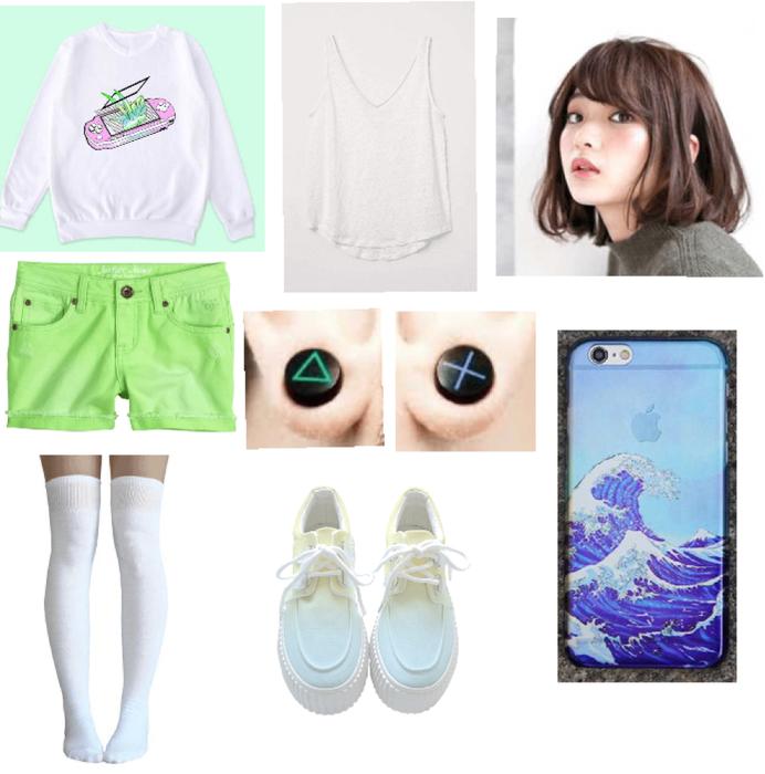 Noriko Yoshida (Outfit 1)