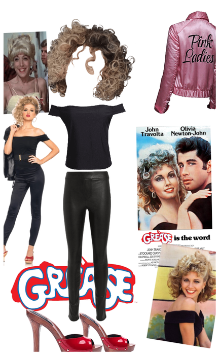 Be Like Sandy from Grease♡