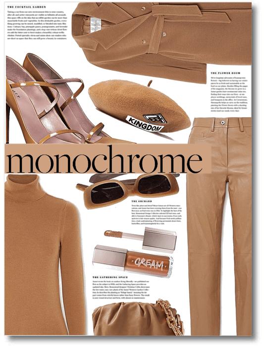 camel monochrome 🤎