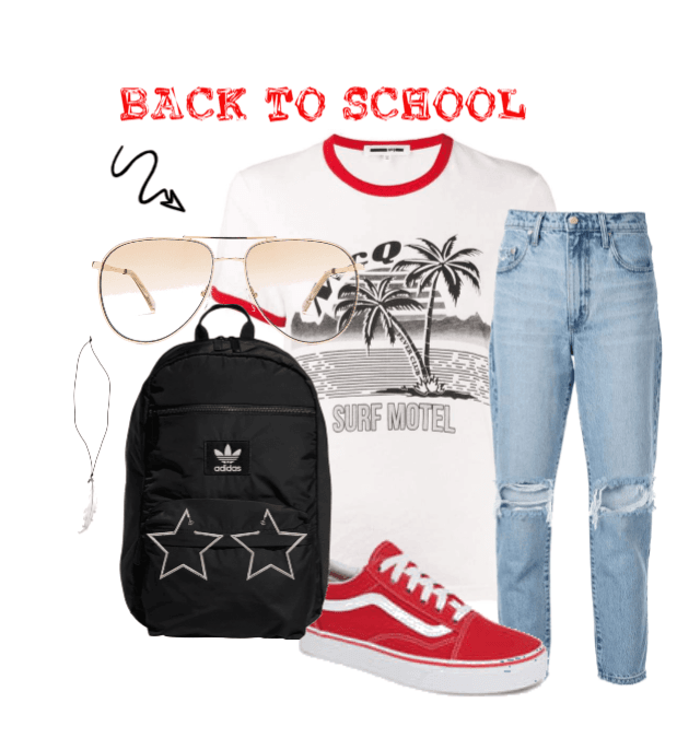 Casual Back to School