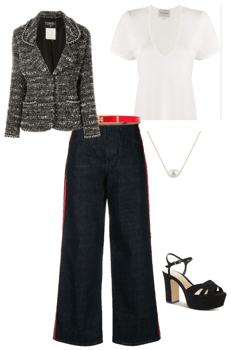 Meeting Attire - Natural/ Classic personality