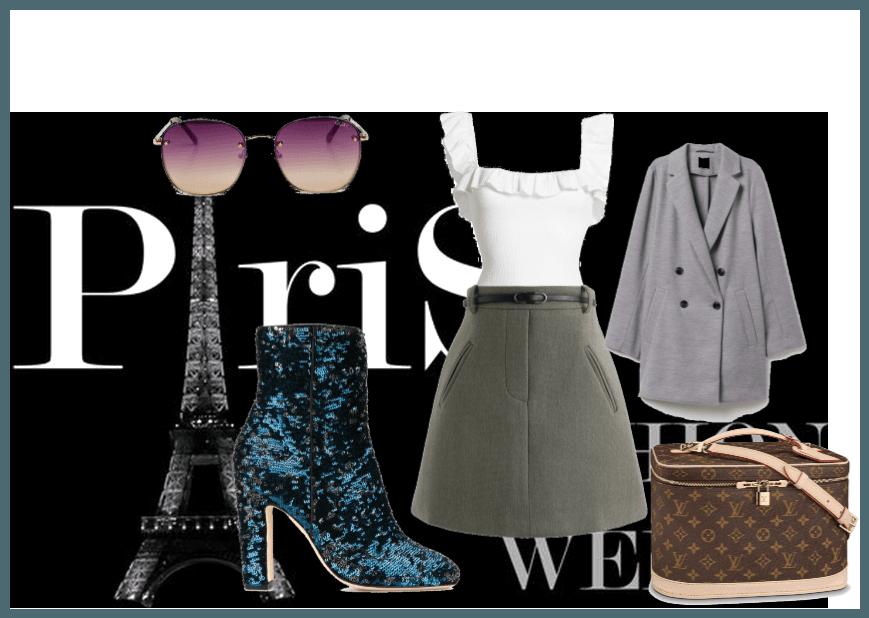 Paris Fashion Week!