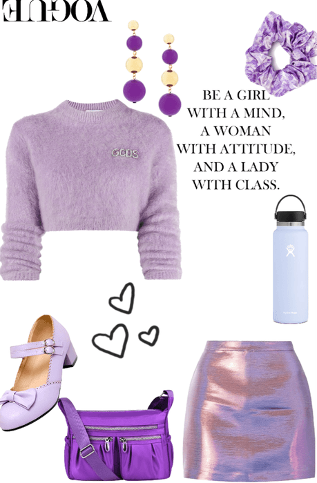 Purple!💜