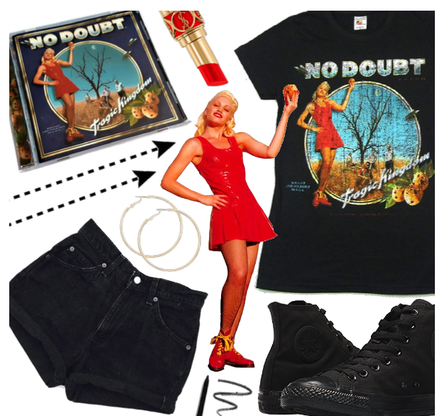 SUMMER 2020: No Doubt Style