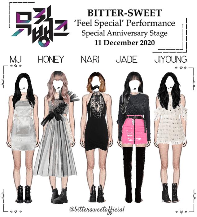 BITTER-SWEET [비터스윗] Music Bank 201211
