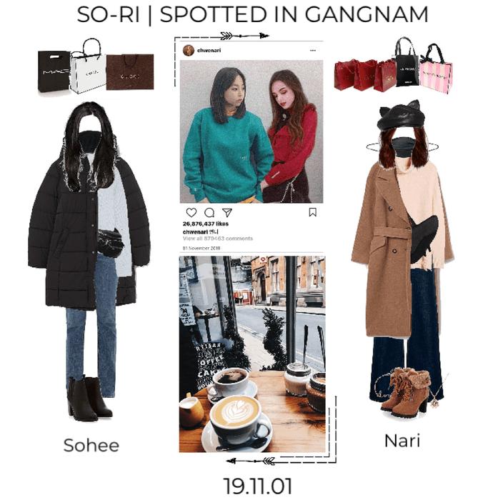BSW Nari & Ahn Sohee 191101