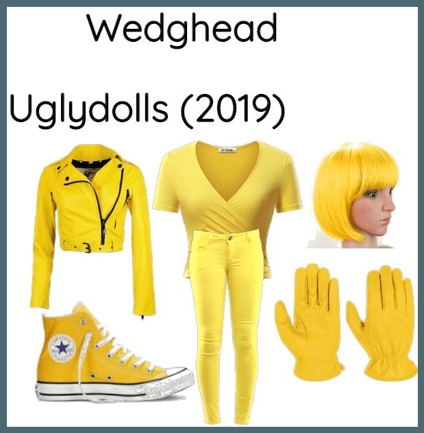 Wedgehead (Uglydolls) (2019)