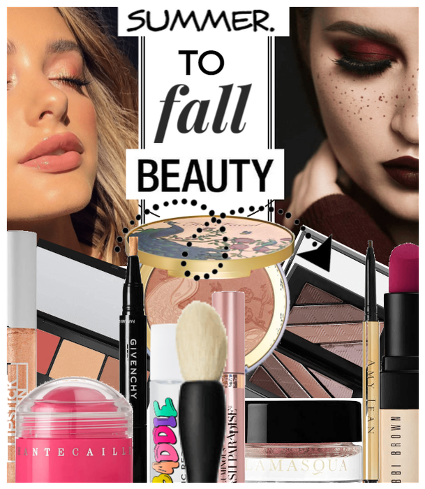 Summer to Fall Beauty