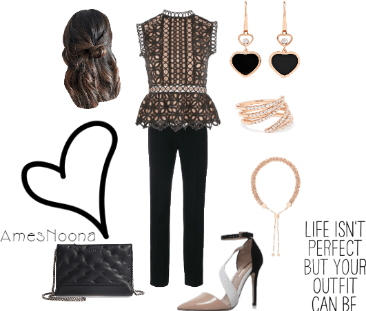 First Outfit (I miss Polyvore :()