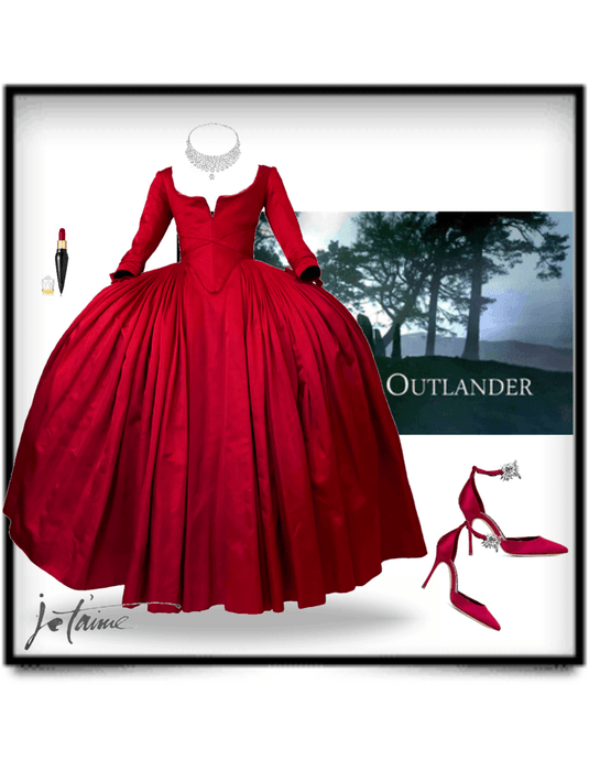 Outlander Season 2 Claire Fraser Outfit Shoplook