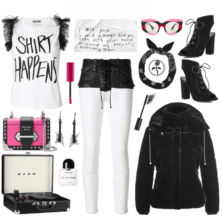 punk rock chic