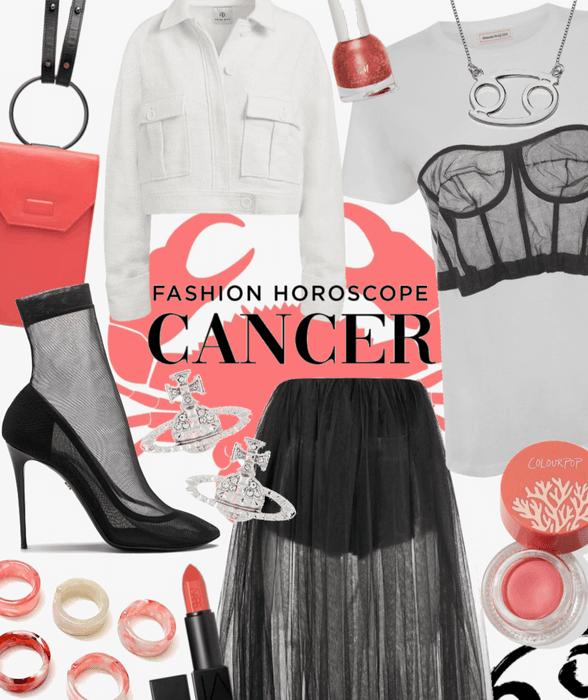 Fashion Horoscope - Cancer