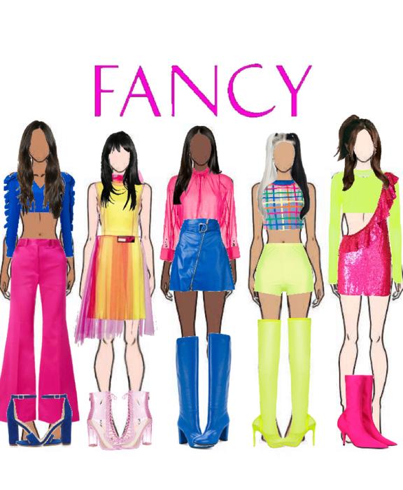 TWICE: FANCY