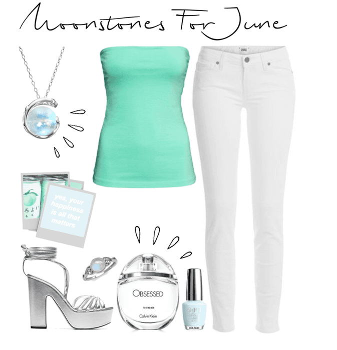JUNE BIRTHSTONE: Moonstone