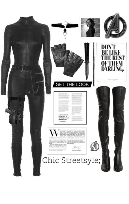 Black Widow Style