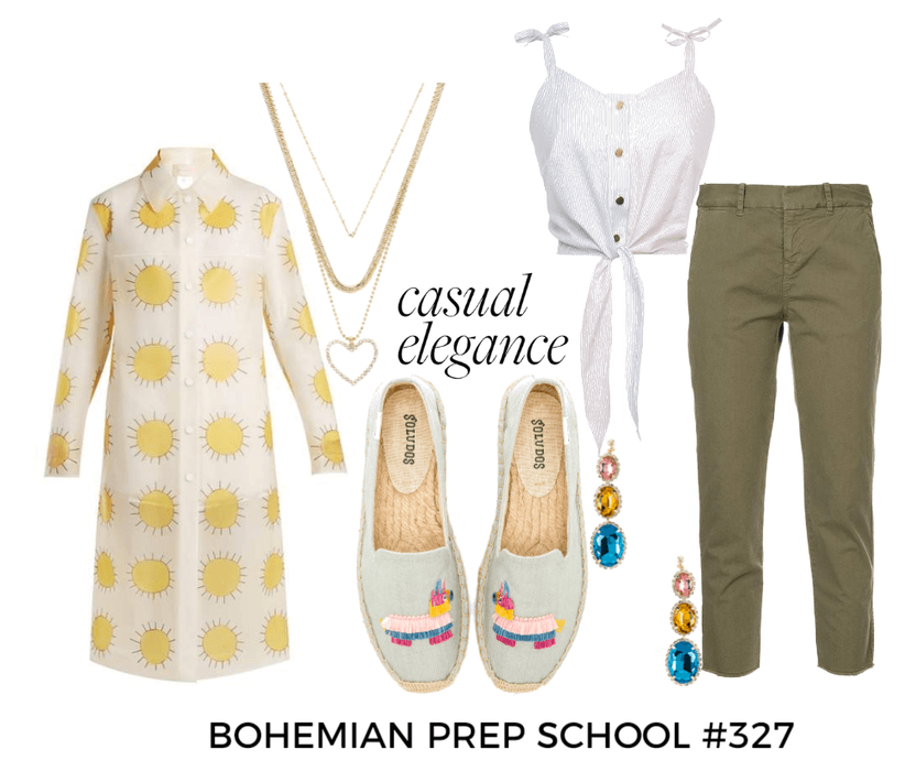 Bohemian Prep School #327: Quick Trip to the Sun