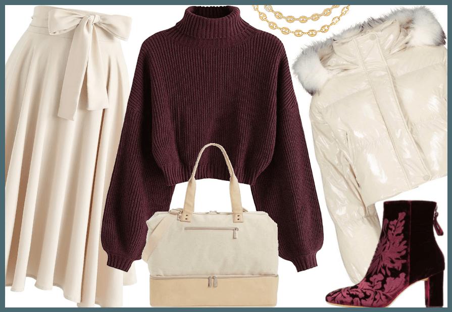 winter - warm & classy