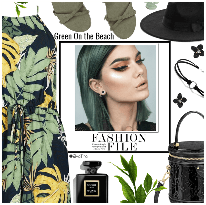 Green On The Beach