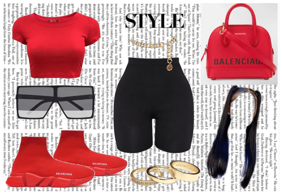 Balenciaga ❤️.